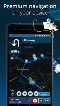 MyRoute-app Navigation: route editing & navigation 포스터
