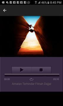 AMALAN TERHINDAR FITNAH DAJJAL screenshot 1