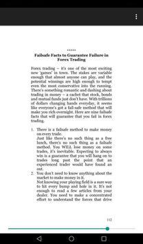 e-BOOK 'DOMINATE THE FOREX' by Joseph R. Plazo screenshot 4