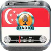 All Singapore Radios in One App icon