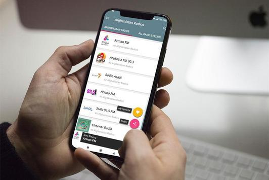 All Singapore Radios in One App screenshot 3