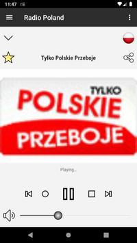 Radio Poland : Online Polish radios screenshot 3