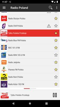 Radio Poland : Online Polish radios screenshot 1