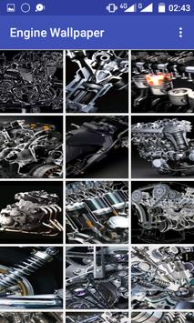 Engine Wallpaper screenshot 1
