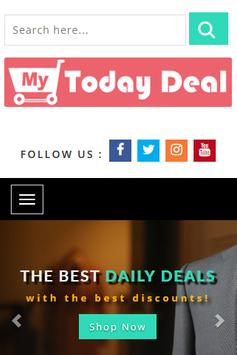 MyTodayDeal poster