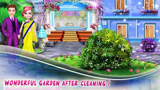 Room Cleaning Game for Girls screenshot 4
