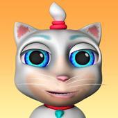 Моя Говорящая Кошка иконка