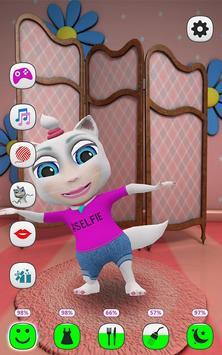 Моя Говорящая Кошка скриншот 10