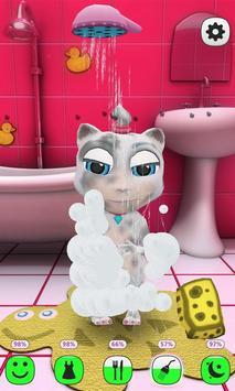Моя Говорящая Кошка скриншот 16