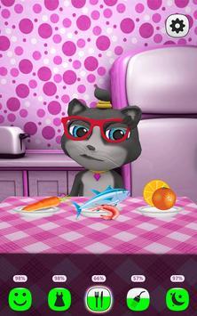 Моя Говорящая Кошка скриншот 1