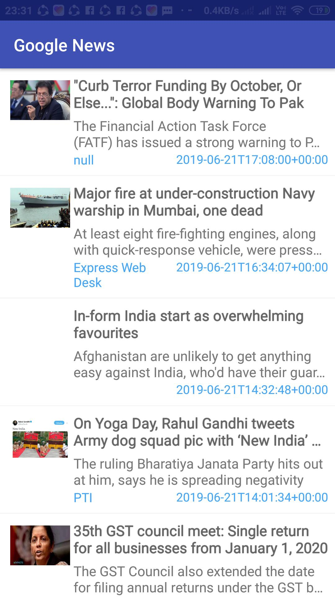 Google News for Android - APK Download