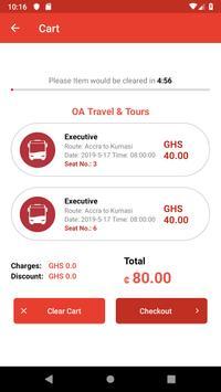 OA Tickets screenshot 5