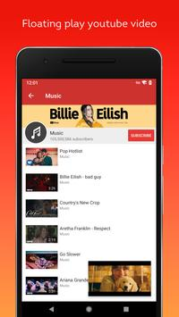 Lite Video Tube & Play Tube Music تصوير الشاشة 2