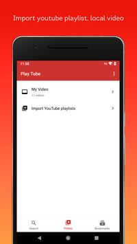 Lite Video Tube & Play Tube Music تصوير الشاشة 4