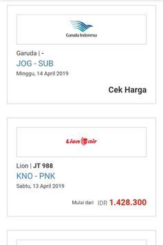 Tiket Perjalanan - Twinstarticket screenshot 3