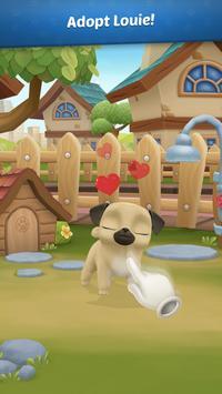 Poster Giochi di Animali Virtuali 🐾 Louie the Pug