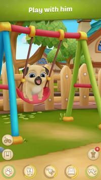 14 Schermata Giochi di Animali Virtuali 🐾 Louie the Pug