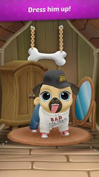 10 Schermata Giochi di Animali Virtuali 🐾 Louie the Pug