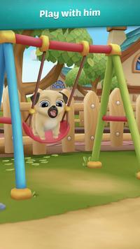 1 Schermata Giochi di Animali Virtuali 🐾 Louie the Pug