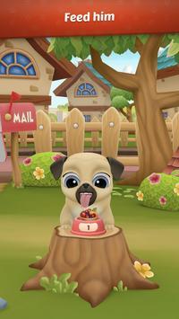 4 Schermata Giochi di Animali Virtuali 🐾 Louie the Pug