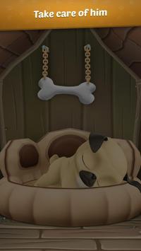 8 Schermata Giochi di Animali Virtuali 🐾 Louie the Pug
