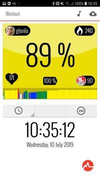 Myzone™ imagem de tela 1