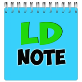 LD NOTE icon