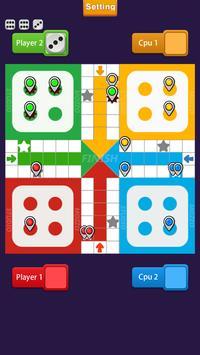 LUDO DICE GAME : SUPER CHAMPION GAME poster