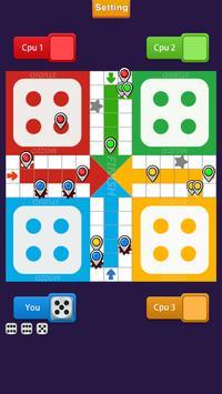 LUDO DICE GAME : SUPER CHAMPION GAME screenshot 1