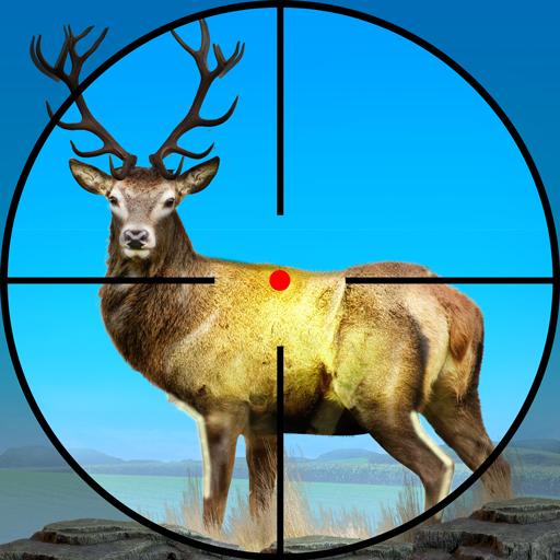 Wild Animal Dino Hunting 3D:Sniper Shooting Game