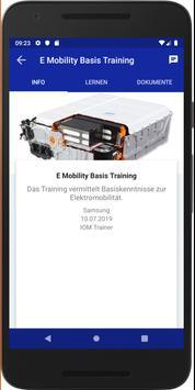 Samsung SDI E-learn screenshot 1
