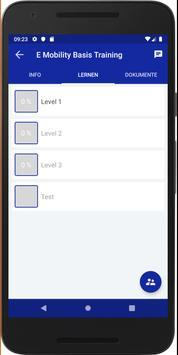 Samsung SDI E-learn screenshot 2