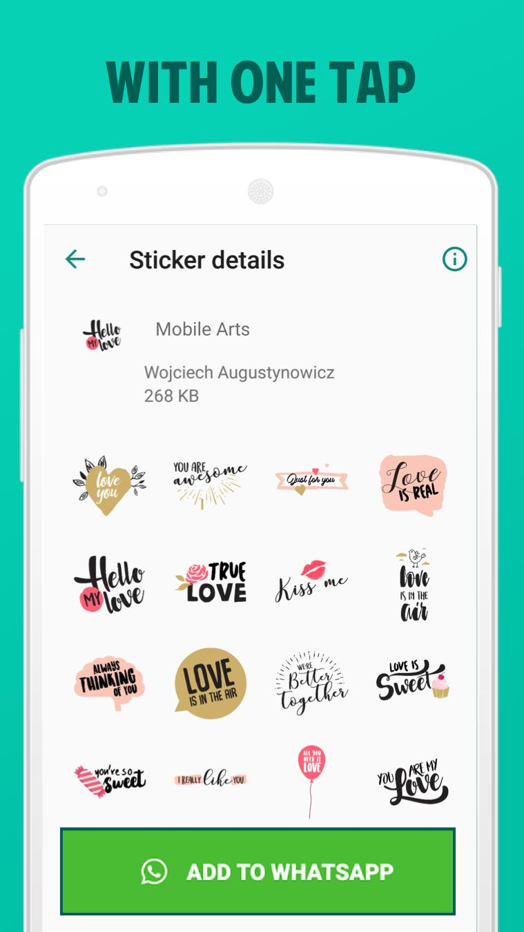 WAStickerApp cat monsters Emoji Stickers Maker for Android - APK