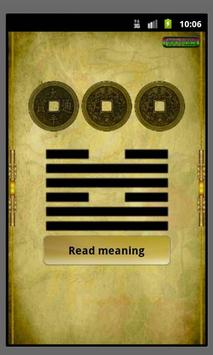 I Ching reading Book of Change скриншот 1