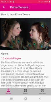 Delft Fringe Festival screenshot 1