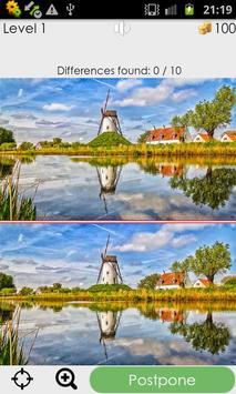 Descubra as diferenças imagem de tela 1