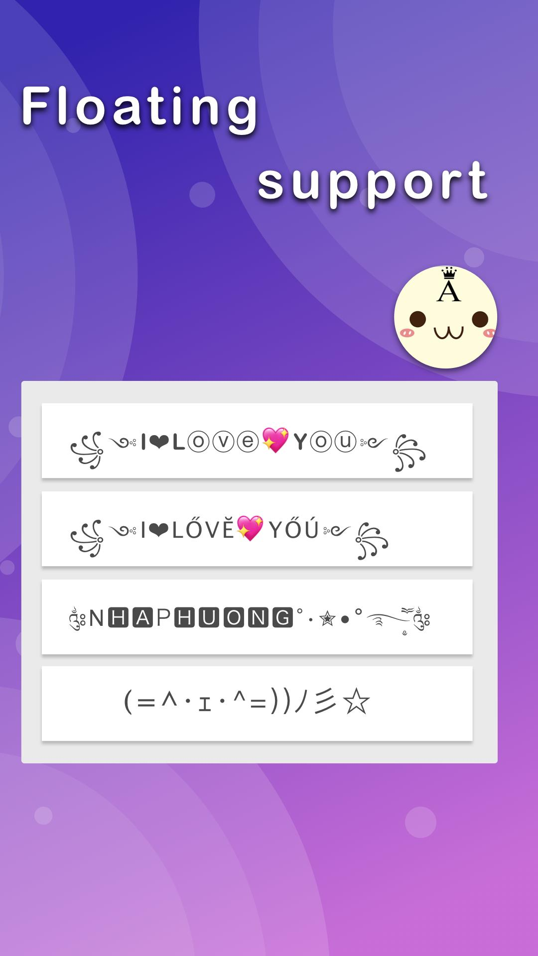 Cool Symbols & Characters for Android - APK Download