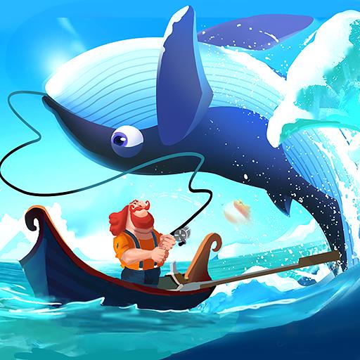 Fisherman Go: Fishing Games for Fun, Enjoy Fishing