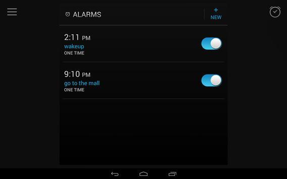 Despertador imagem de tela 21