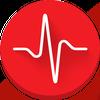 Cardiograaf-icoon