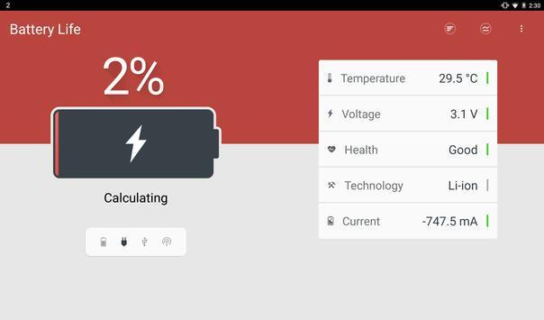 Next Battery - Akku Screenshot 5