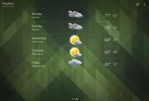 Weather screenshot 8