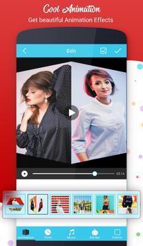 Photo Video Maker With Music - Movie Maker screenshot 3