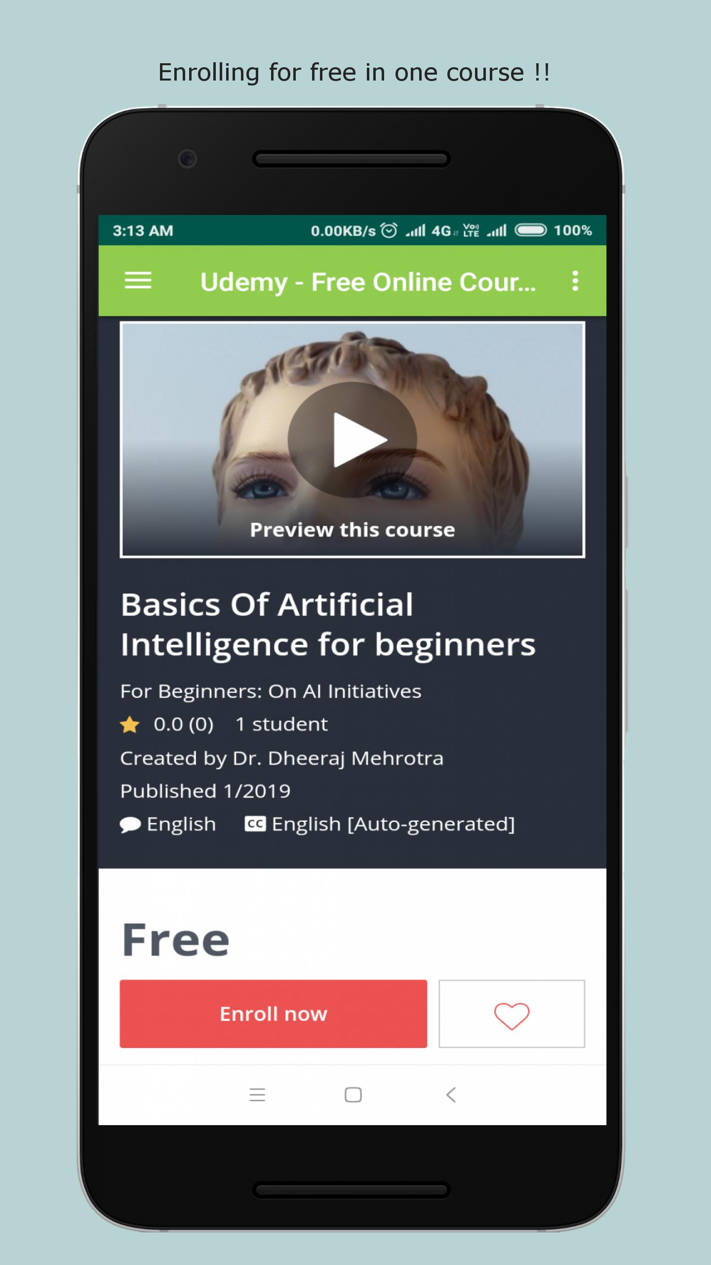Udemy - Free Online Courses for Android - APK Download
