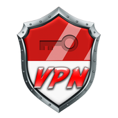 Indonesia Free VPN Unlimited Access icon