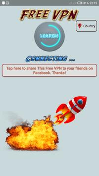 Indonesia Free VPN Unlimited Access poster
