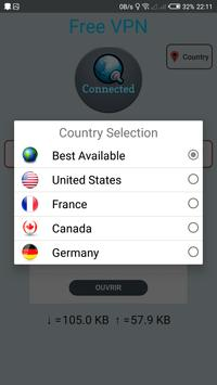Indonesia Free VPN Unlimited Access screenshot 4