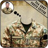 Pak Army Dress Editor - Commandos Suit Changer icon