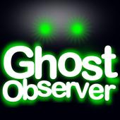 Ghost Observer 👻 ghost detector & ghost radar app icon