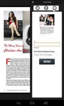 Bronze Magazine screenshot 1